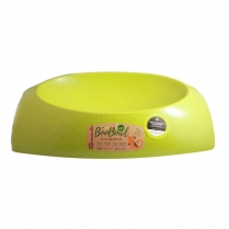 34643 DefinePlanet BooBowl Oval Cat Green