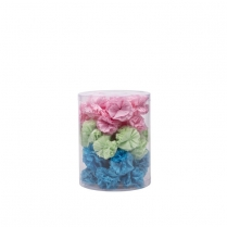 35242 BUDZ Cat Toy Coloured Paper Balls Jar (36 un)