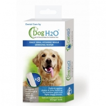 35271 H2O Dental Care Dissolving Tablets Dog/Cat Pk8
