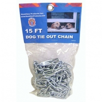 35806 Hamilton 15'x4.0mm TIE OUT CHAIN