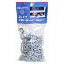35807 Hamilton 20'x4.0mm TIE OUT CHAIN