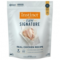 61179 INSTINCT Cat Raw Signature Chicken Bites 567g