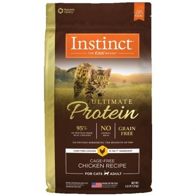 61315 INSTINCT Cat Ultimate Protein Chicken 1.81kg