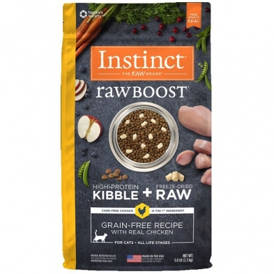 61580 INSTINCT Cat Raw Boost Chicken  2.2kg