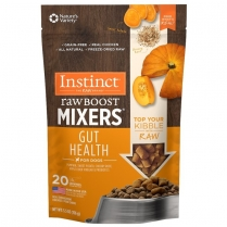 61723 INSTINCT Dog Raw Boost Mixers Gut Health 156g