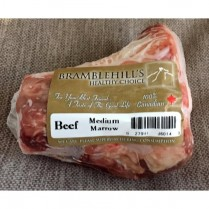 65310 Bramblehills Raw Beef Marrow Bone Medium