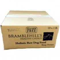 65316 Bramblehills Raw Turkey Blend 10/454g