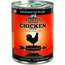 70826 REDBARN Dog Chicken Stew 12 / 369G