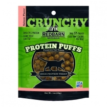 71126 REDBARN Protein Puffs Salmon Cat Treats 1oz/28g