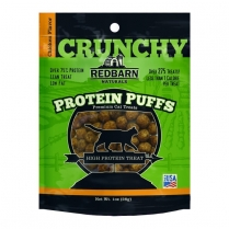 71128 REDBARN Protein Puffs Chicken Cat Treats 1oz/28g