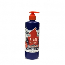 74019 Plato Wild Alaskan Salmon Oil - 458 ml
