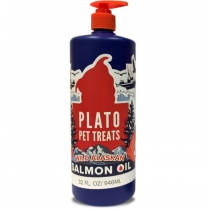 74021 Plato Wild Alaskan Salmon Oil  946 ml