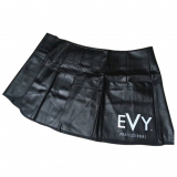 AQU-EVY-SUN-P-1056 Work Skirt Black M/L EVY