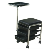 JOK-JOK-FIT-P-0725 MANICURE STOOL BLACK