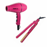 MNU-ALL-PAC-R-0038 5000 Dryer & DIVA Iron Pink Pack SPEEDY