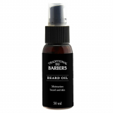 UNI-WAH-MEN-R-1607-50 Traditional Barbers Beard Oil 50ml WAHL