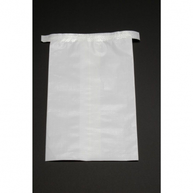 18X30NW NYLON CURRENCY BAGS, 18X30 WHITE (STOCK)