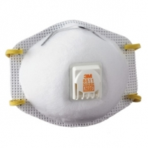 8511M 3M™ 8511 Particulate Respirator, N95 Mask