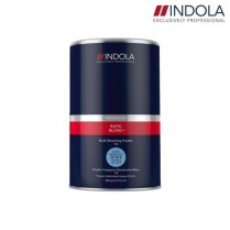 H-CO-BLE-IDO-001 Indola Rapid Blond Bleach Blue 450g