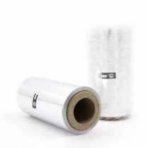 H-CO-FOI-UNB-002 Silver Foil - 2 x Rolls per box - 70m x 110mm