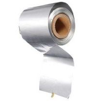 H-CO-FOI-UNB-004 Silver Foil - 100m x 100mm Roll
