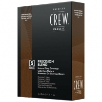 American Crew Precision Blend Medium Natural 4-5 - 3x40ml