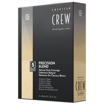 American Crew Precision Blend Light 7-8 - 3x40ml