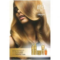 Argabeta UP for Colour Treated Hair poster