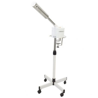 N-EE-STE-RIB-001 Ribalta Facial Steamer with Timer,Metal Base & Metal Handle