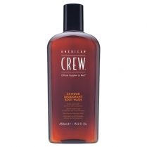 American Crew 24h Deodorant Body Wash 450ml