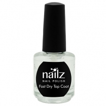 N-HN-BTQ-NLZ-005 Nailz Fast Dry Top Coat 15ml