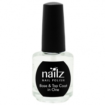 N-HN-BTQ-NLZ-006 Nailz Base & Top Coat in One 15ml