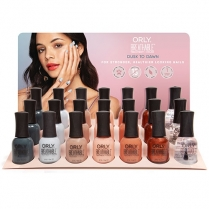 ORLY Breathable 21pc Salon Display Dusk to Dawn