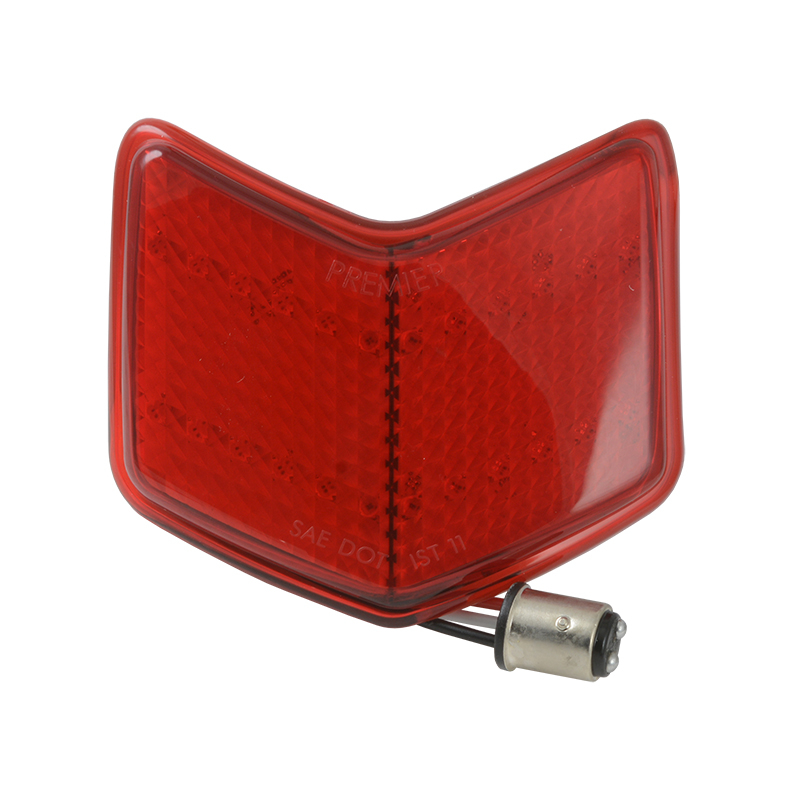 LED TAIL LIGHT LENS