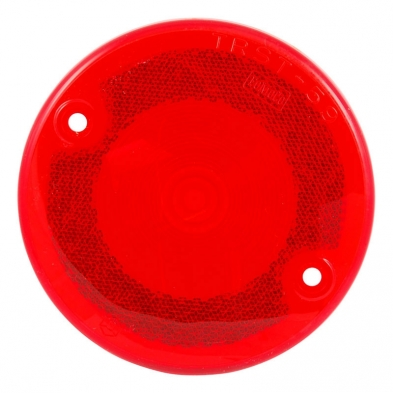 B9C-13450-A TAILLIGHT LENS FOMOCO ROUND