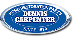 Dennis Carpenter Ford Restoration Parts
