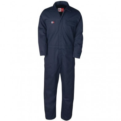 Big Bill  Tecasafe 7 oz. Plain Weave Work Coverall