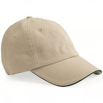 Bayside Unstructured Twill Cap - Sold in Dozens