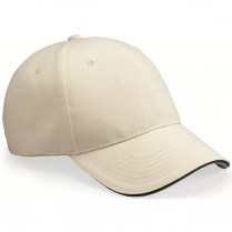 Bayside Structured Twill Cap - Sold in Dozens