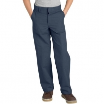 Dickies Boy's Classic Straight Fit Flexwaist Flat Front Pant-Husky
