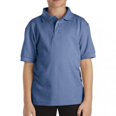 Dickies Boy's Preschool Short Sleeve Piqué Polo