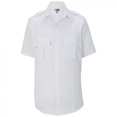 Edwards Unisex Poly/Cotton Short Sleeve Security Shirt