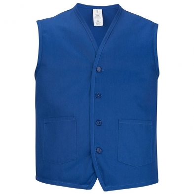 Edwards Unisex Vest with Two Waist Pockets