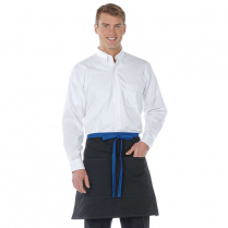 Edwards Half Bistro Apron-Color Blocked