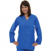 Fashion Seal Adult Pajama Top-65-35 Fashion Poplin