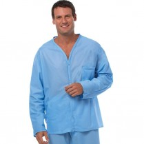 Fashion Seal Adult Flame Out Pajama Top