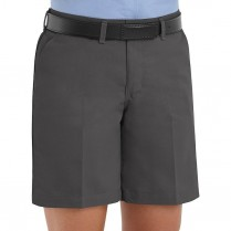 Red Kap Women's Plain Front Short