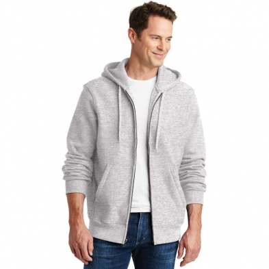 Sport-Tek® Super Heavyweight Full-Zip Hooded Sweatshirt