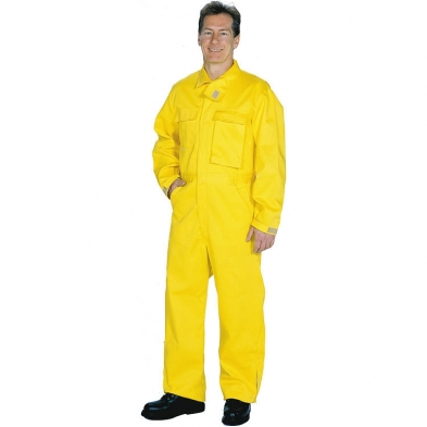Topps Safety Wildland Fire Fighting Brush-Gear Coverall of Indura Ultra Soft
