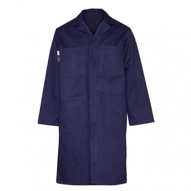 Universal Overall Indura Flame Resistant Shop Coat HRC2